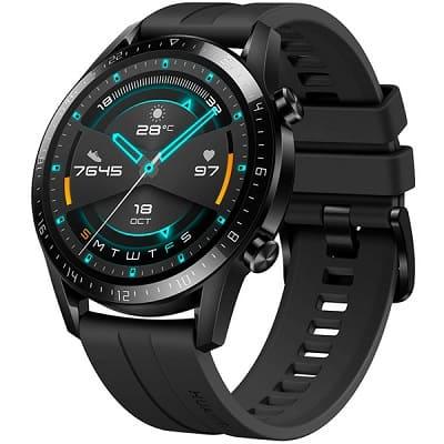 Смарт-часы Huawei Watch GT2 Matte Black Матовый Черный 46 мм - цены, отзывы, обзоры, характеристики