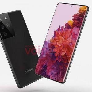 Известны характеристики флагманского Samsung Galaxy S21 Ultra: 6,8-дюймовый AMOLED дисплей с частотой 144 Гц