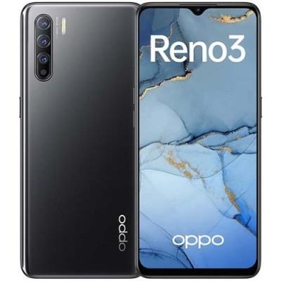 Купить OPPO Reno 3 8/128GB Midnight Black Чёрный - цены характеристики отзывы обзоры