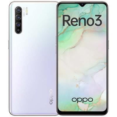 Купить OPPO Reno 3 8/128GB Sky White Белый - цены характеристики отзывы обзоры