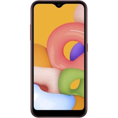 Купить недорого Samsung Galaxy A01 Red Красный - цены, характеристики, обзоры, отзывы
