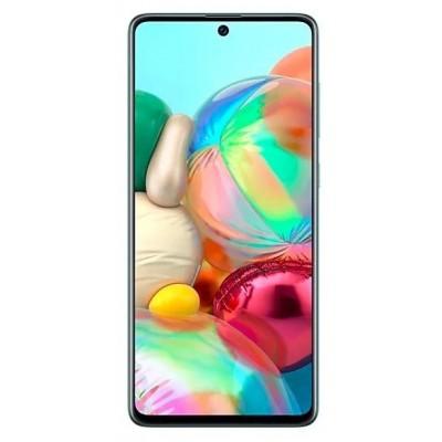 Купить Samsung Galaxy A71 64Gb Silver Серебристый - низкие цены, характеристики, отзывы, обзоры