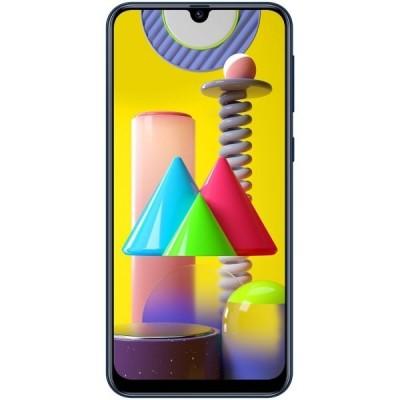 Купить Samsung Galaxy M31 128GB Blue Голубой - цены, характеристики, отзывы, обзоры