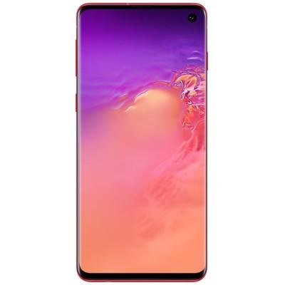 Купить Samsung Galaxy S10 Гранат - цены, характеристики, отзывы, обзоры