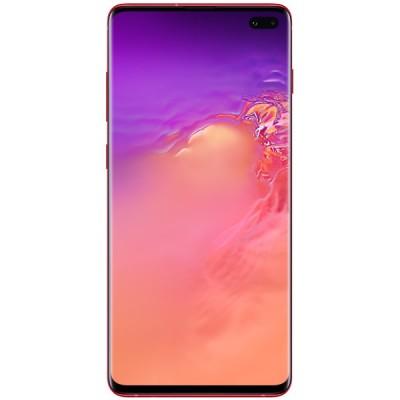 Купить Samsung Galaxy S10 Plus Гранат - цены, характеристики, отзывы, обзоры