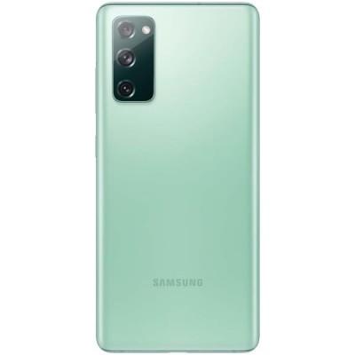 Купить Samsung Galaxy S20 FE Green Зелёный - цены, характеристики, отзывы, обзоры