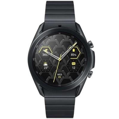 Купить смарт часы Samsung Galaxy Watch 3 45 mm Titanium Титан - цены, характеристики, отзывы, обзоры