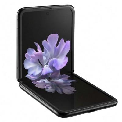 Купить складной смартфон Samsung Galaxy Z Flip Black - цены, характеристики, отзывы, обзоры