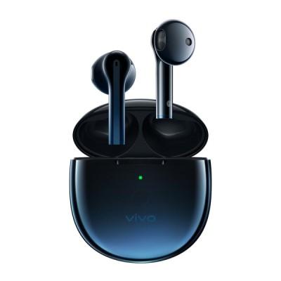 Купить недорого беспроводные наушники ViVO TWS Neo Blue Синий - цены, характеристики, отзывы