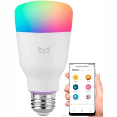Умная лампочка Xiaomi Yeelight Smart LED Bulb 1S - цены, характеристики, отзывы, обзоры