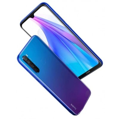 Купить Xiaomi Redmi Note 8T 3/32Gb Starscape Blue характеристики отзывы обзоры цены