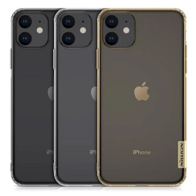 Купить прозрачный силиконовый чехол ТПУ Nillkin для iPhone 11 - цены отзывы обзоры