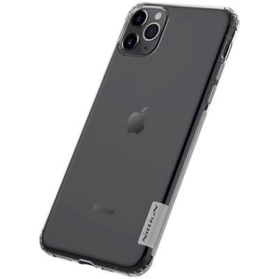 Купить прозрачный силиконовый чехол ТПУ Nillkin для iPhone 11 Pro - цены отзывы обзоры