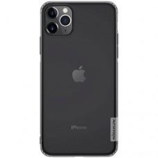 Прозрачный силиконовый чехол ТПУ Nillkin для iPhone 11 Pro Max