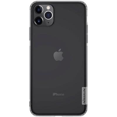 Купить прозрачный силиконовый чехол ТПУ Nillkin для iPhone 11 Pro Max - цены отзывы обзоры