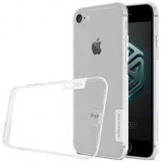 Прозрачный силиконовый чехол ТПУ Nillkin для iPhone 7
