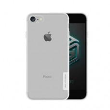 Прозрачный силиконовый чехол ТПУ Nillkin для iPhone 8