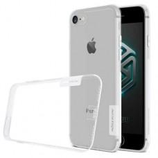 Прозрачный силиконовый чехол ТПУ Nillkin для iPhone SE 2020