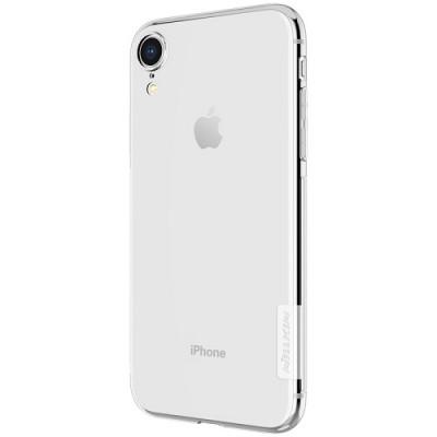 Купить прозрачный силиконовый чехол ТПУ Nillkin для iPhone XR - цены отзывы обзоры