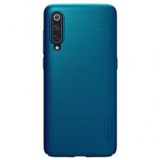 Защитный чехол Nillkin  зелено-синий для Xiaomi Mi 9