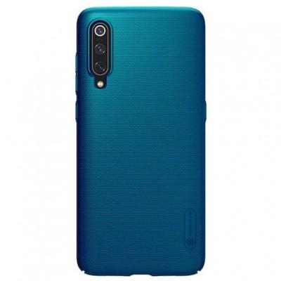 Защитный чехол Nillkin  зелено-синий для Xiaomi Mi 9 - цены отзывы обзоры
