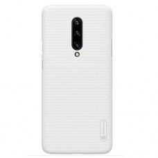 Защитный чехол Nillkin белый для OnePlus 7 Pro