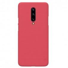 Защитный чехол Nillkin красный для OnePlus 7 Pro