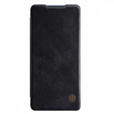 Чехол-книжка Nillkin Qin для Samsung Galaxy S20 Plus Черный