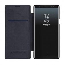 Чехол-книжка Nillkin Qin для Samsung Galaxy Note 9 Чёрный