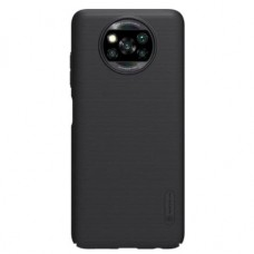 Защитный чехол Nillkin Black Чёрный для Xiaomi Poco X3 NFC