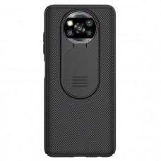 Защитный чехол Nillkin CamShield Black для Xiaomi Poco X3 NFC