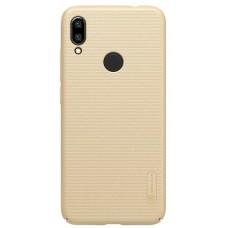 Защитный чехол Nillkin Золотой для Xiaomi Redmi Note 7