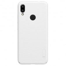 Защитный чехол Nillkin Белый White для Xiaomi Redmi Note 7