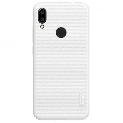 Защитный чехол Nillkin Белый White для Xiaomi Redmi Note 7 - цены отзывы обзоры