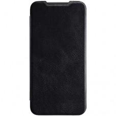 Кожаный защитный чехол Nillkin чёрный для Xiaomi 9 SE