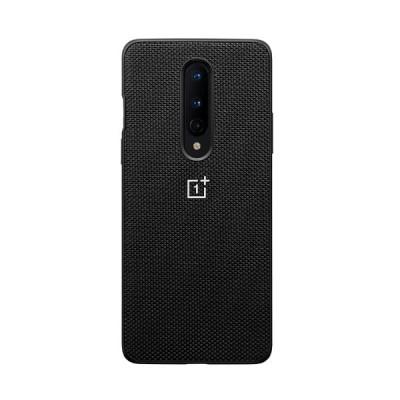 Купить оригинальный чехол Nylon Bumper Case Black Нейлон для OnePlus 8  - цены, отзывы, обзоры