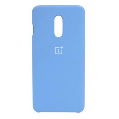 Купить силиконовый мягкий чехол Blue Синий для OnePlus 6T - цены отзывы обзоры