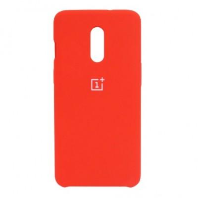 Купить силиконовый мягкий чехол Red Красный для OnePlus 8 - цены отзывы обзоры