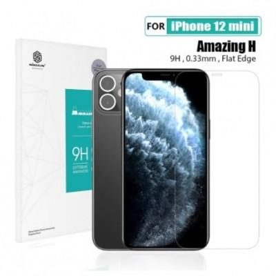 Купить защитное стекло Nillkin Amazing H для Apple iPhone 12 mini  - цены, отзывы, обзоры