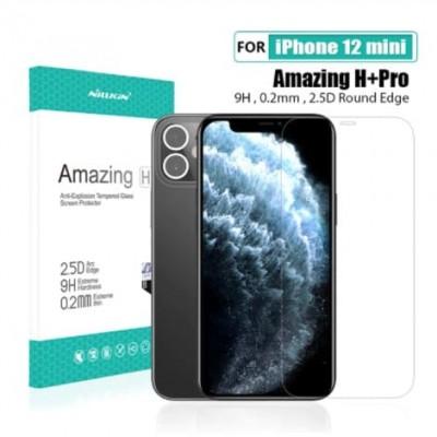 Купить защитное стекло Nillkin Amazing H + Pro для Apple iPhone 12 mini  - цены, отзывы, обзоры