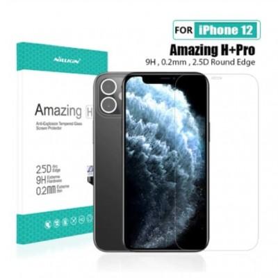 Купить защитное стекло Nillkin Amazing H + Pro для Apple iPhone 12 Pro - цены, отзывы, обзоры