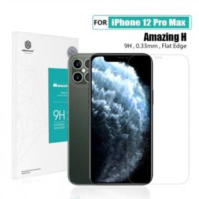 Купить защитное стекло Nillkin Amazing H для Apple iPhone 12 Pro Max - цены, отзывы, обзоры