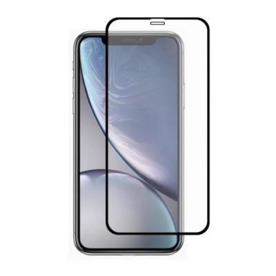 Купить недорого защитное стекло для Apple iPhone 11 Black Чёрный - цены, отзывы, обзоры