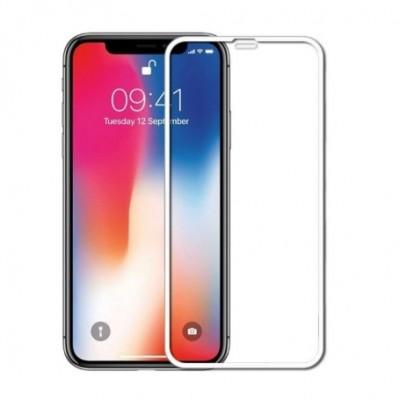 Купить недорого защитное стекло для Apple iPhone 11 White Белое - цены, отзывы, обзоры