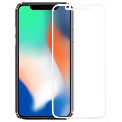 Купить недорого защитное стекло для iPhone X White Белое - цены, отзывы, обзоры