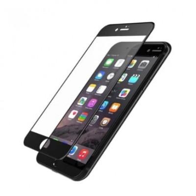Купить недорого защитное стекло для iPhone 7 Plus Black Чёрное - цены, отзывы, обзоры
