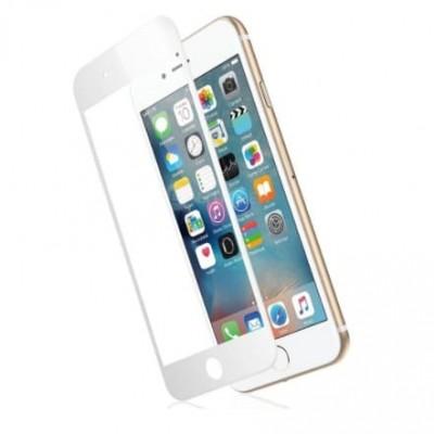 Купить недорого защитное стекло для  iPhone 8 Plus White Белое - цены, отзывы, обзоры