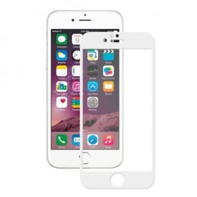Купить недорого защитное стекло для iPhone 6 White Белое - цены, отзывы, обзоры