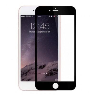 Купить недорого защитное стекло для iPhone 6 Black Чёрное - цены, отзывы, обзоры
