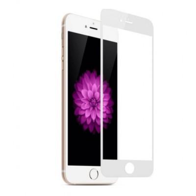 Купить недорого защитное стекло для iPhone 7 White Белое - цены, отзывы, обзоры